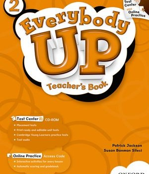 Everybody Up Level 2 | Teacher's Book with Test Center CD-ROM