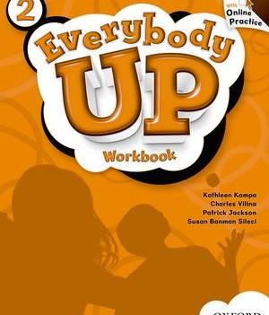 Everybody Up Level 2 | Workbook with Online Practice