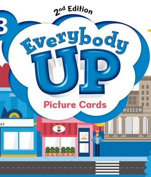 Everybody Up 3 (2nd Ed) | Picture Cards