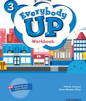 Everybody Up 3 (2nd Ed) | Workbook with Online Practice