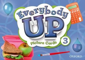 Everybody Up Level 3 | Picture Cards (140)