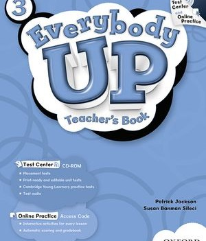 Everybody Up Level 3 | Teacher's Book with Test Center CD-ROM