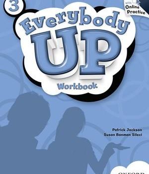 Everybody Up Level 3 | Workbook with Online Practice