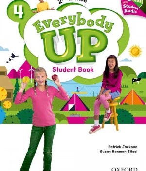 Everybody Up 4 (2nd Ed) | Student Book with Audio CD Pack