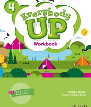Everybody Up 4 (2nd Ed) | Workbook with Online Practice