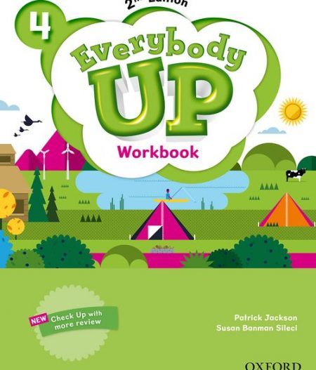 Everybody Up 4 (2nd Ed) | Workbook