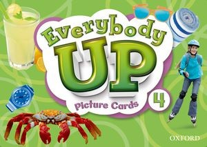 Everybody Up Level 4 | Picture Cards (150)