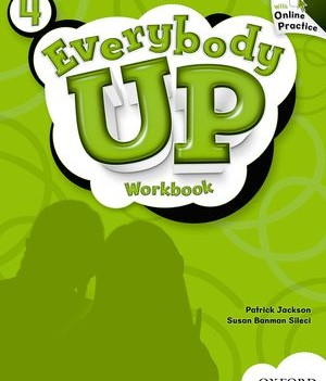 Everybody Up Level 4 | Workbook with Online Practice