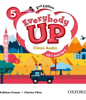 Everybody Up 5 (2nd Ed) | Class Audio CDs (2)