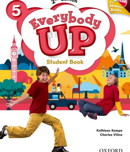 Everybody Up 5 (2nd Ed) | Student Book with Audio CD Pack