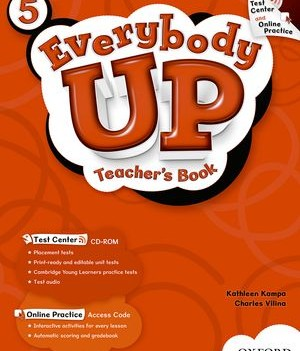 Everybody Up Level 5 | Teacher's Book with Test Center CD-ROM