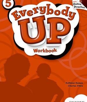 Everybody Up Level 5 | Workbook with Online Practice