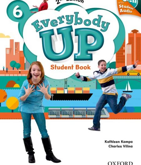 Everybody Up 6 (2nd Ed) | Student Book with Audio CD Pack