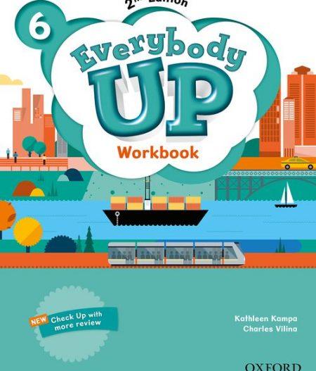 Everybody Up 6 (2nd Ed) | Workbook