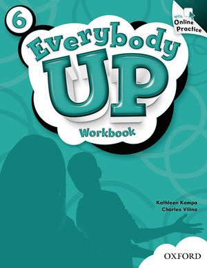 Everybody Up Level 6 | Workbook with Online Practice