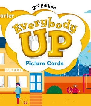 Everybody Up Starter (2nd Ed) | Picture Cards