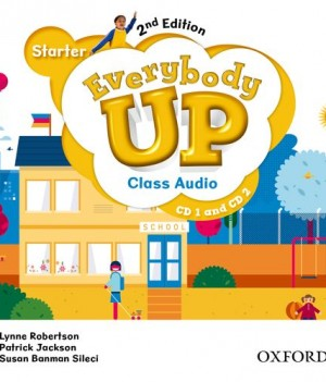 Everybody Up Starter (2nd Ed) | Class Audio CDs (2)