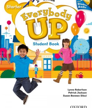 Everybody Up Starter (2nd Ed) | Student Book with Audio CD Pack