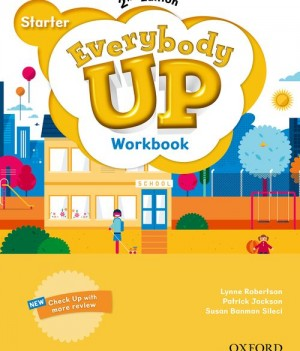Everybody Up Starter (2nd Ed) | Workbook with Online Practice