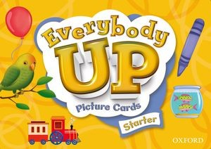 Everybody Up Starter | Picture Cards (104)