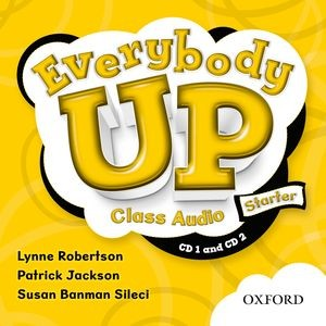 Everybody Up Starter | Class Audio CDs (2)