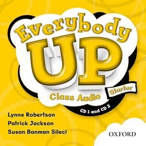 Everybody Up Starter | Class Audio CDs (2)
