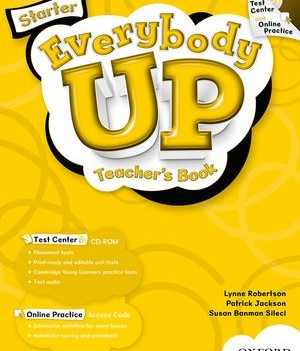 Everybody Up Starter | Teacher's Book with Test Center CD-ROM