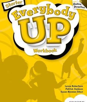 Everybody Up Starter | Workbook with Online Practice