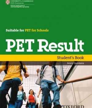 Exams Result - PET Result  | Student Book