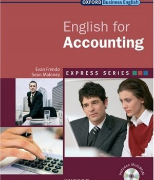 Express Series: English for Accounting | Student Book with Multi-ROM
