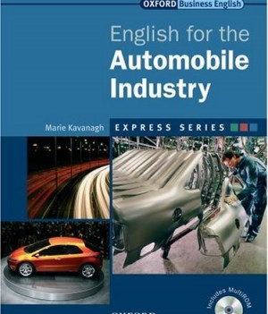 Express Series: English for the Automobile Industry | Student Book with Multi-ROM