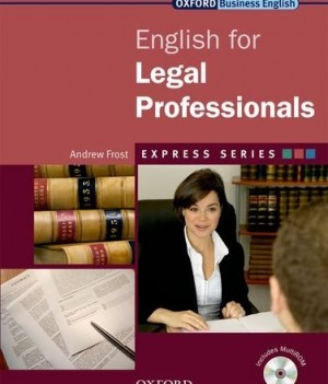 Express Series: English for Legal Professionals | Student Book with Multi-ROM