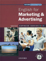 Express Series: English for Marketing and Advertising | Student Book with Multi-ROM