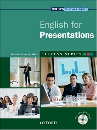 Express Series: English for Presentations | Student Book with Multi-ROM
