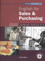 Express Series: English for Sales and Purchasing | Student Book with Multi-ROM