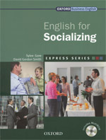 Express Series: English for Socializing | Student Book with Multi-ROM