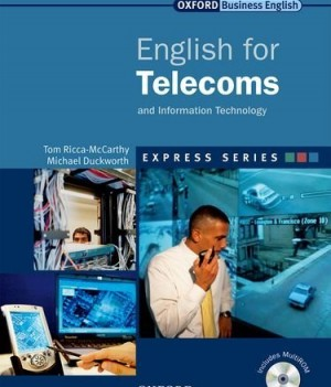 Express Series: English for Telecoms and Information Technology | Student Book with Multi-ROM
