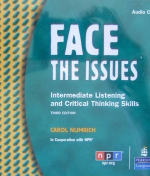 Face the Issues 3/e | Audio CDs (2)