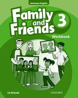 American Family and Friends 3 | Workbook