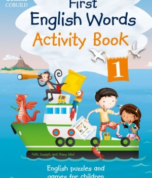 Collins First English Words | Activity Book 1