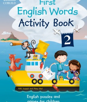 Collins First English Words | Activity Book 2