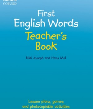 Collins First English Words | Teacher's Book
