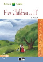Five Children and It | Book with Audio CD