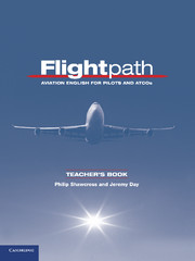 Flightpath: Aviation English for Pilots and ATCOs | Teacher's Book