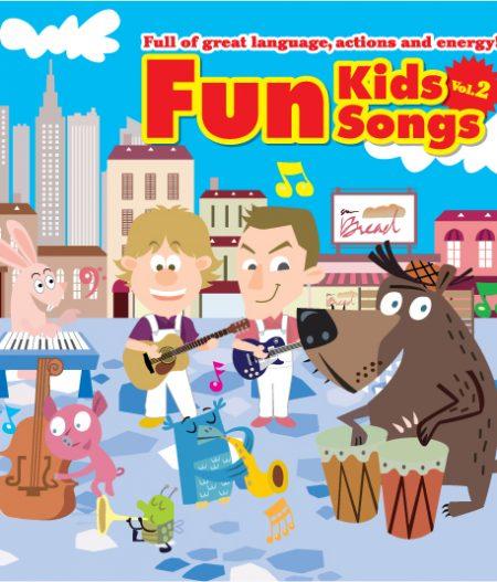Fun Kids Songs Vol. 2   CD