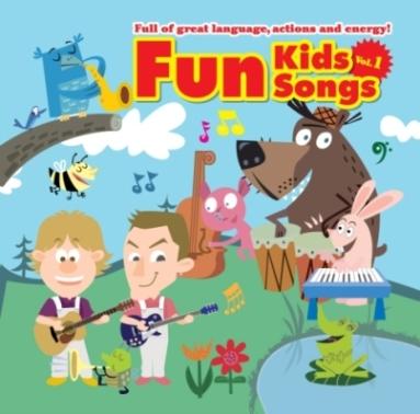 Fun Kids Songs Vol. 1 | CD