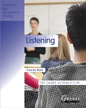 Listening | Course Book with audio CDs