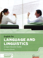 English for Language and Linguistics | Student Book with CDs (2)