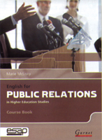 English for Public Relations | Student Book with CDs (2)