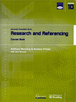 Research and Referencing | Student Book